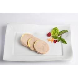Foie gras d'oie entier...