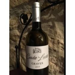 """Graves Blanc """"Cuvée Lucie""""..."""