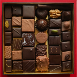 Coffret  de chocolats...