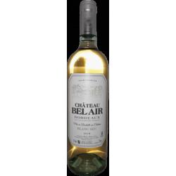 Chateau Bel Air blanc 2018
