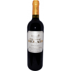 Chateau Bel Air rouge 2018